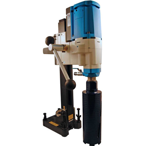 Diteq Shibuya Core Drill Rig - TS-162 - Rocket Supply - Concrete and Stone Tool Supply Store