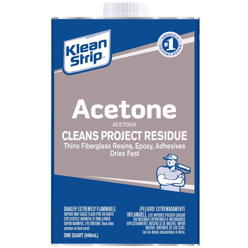 Acetone - Rocket Supply - Concrete and Stone Tool Supply Store