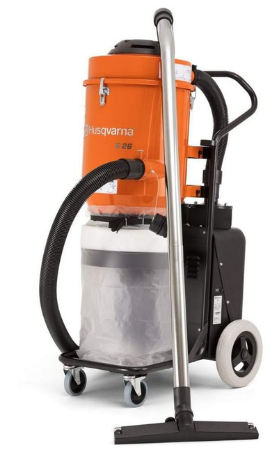 Husqvarna S 26 Dust Collector