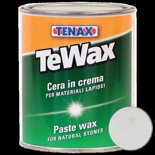Tenax TeWax Clear Wax Paste - 1 Quart Container