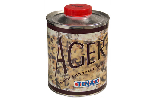 Tenax Ager Color Enhancer and Sealer for all types of stone, marble, granite, travertines, and agglomerates.