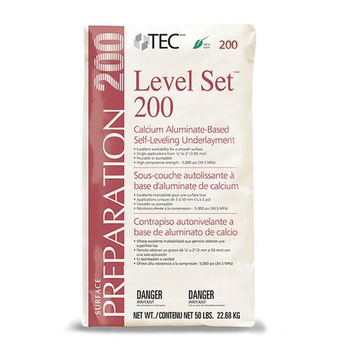 Level Set® 200 Self-Leveling Underlayment