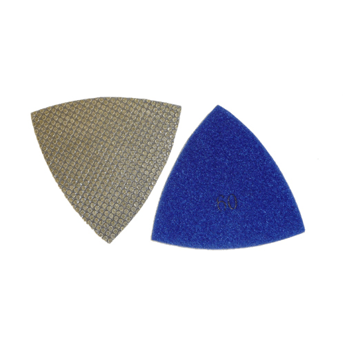 Triangular Diamond Polishing Pads - Rocket Supply - Concrete and Stone Tool Supply Store