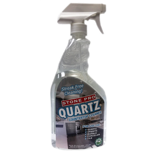 Stone Pro Quartz Countertop Cleaner - Rocket Supply - Concrete and Stone Tool Supply Store