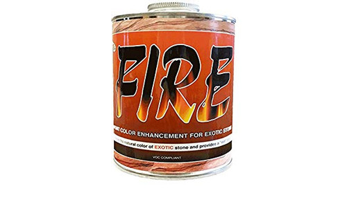 Superior Fire Instant Color Enhancer - Half Pint - Rocket Supply - Concrete and Stone Tool Supply Store