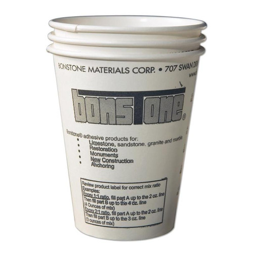 Cups - Sleeve of 50 - Rocket Supply - Concrete and Stone Tool Supply Store