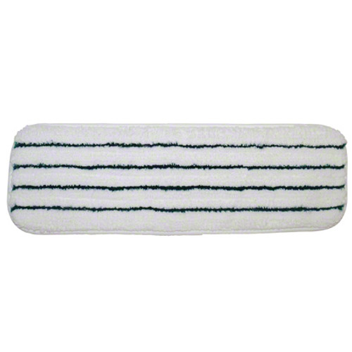 White Striped Microfiber Pads for Guards and Sealers