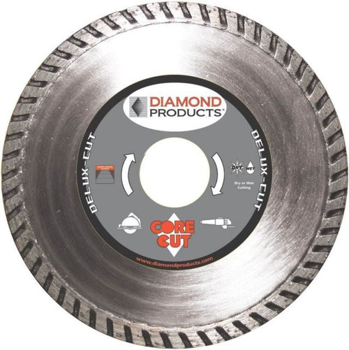Diamond Products Turbo Blade - Rocket Supply - Concrete and Stone Tool Supply Store