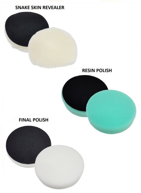 Quartz Renew Polishing Pads