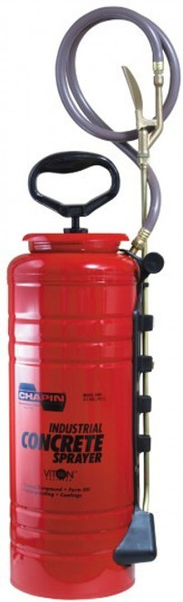 Chapin 1949 3.5-Gallon Industrial Viton Concrete Open Head Sprayer Sprayer - Model #1949