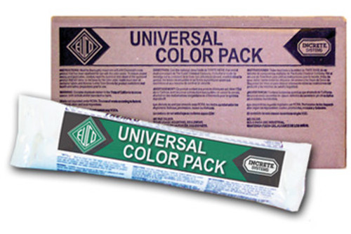 Euclid Universal Color Pack - Rocket Supply - Concrete and Stone Tool Supply Store