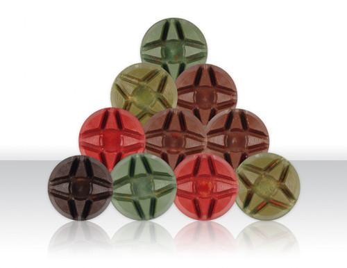 Lavina Nato 3 Inch Polishing Discs for Concrete Grinding and Polishing