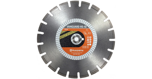 "16"" Vanguard HS-10 Asphalt Blade - Rocket Supply - Concrete and Stone Tool Supply Store"