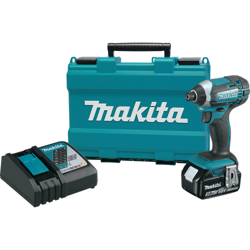 Makita 18V LXT® Lithium-Ion Cordless Impact Driver Kit