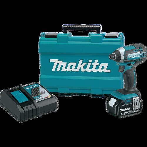 Makita 18V LXT® Lithium-Ion Cordless Impact Driver Kit