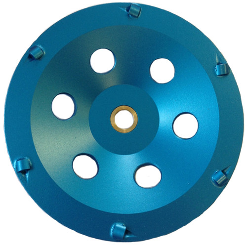 PCD Cup Wheel Blue