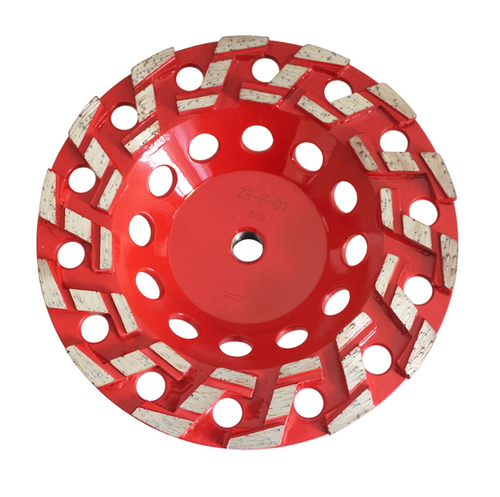 S-Segmented Cup Wheel