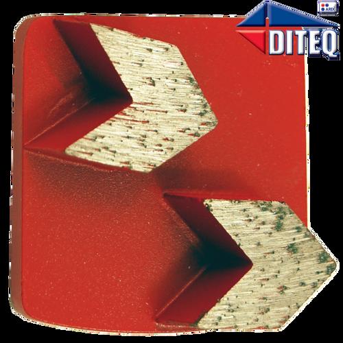 Diteq Teq-Lok Arrow Segments