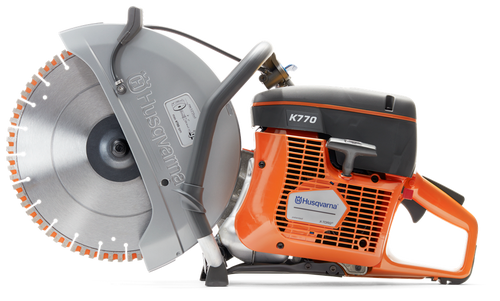 "Husqvarna K770 14"" Demo Saw"