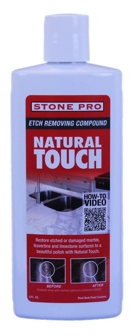 Stone Pro Natural Touch Etch Remover - Rocket Supply - Concrete and Stone Tool Supply Store