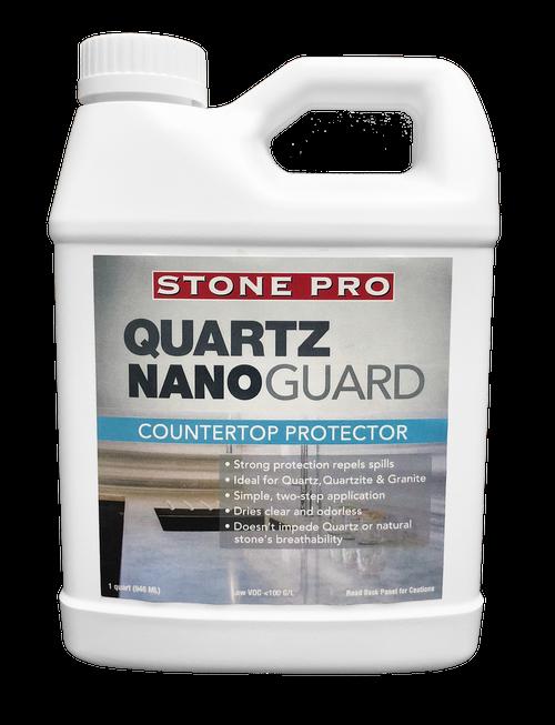 Stone Pro Quartz Nanoguard Quart - Rocket Supply - Concrete and Stone Tool Supply Store