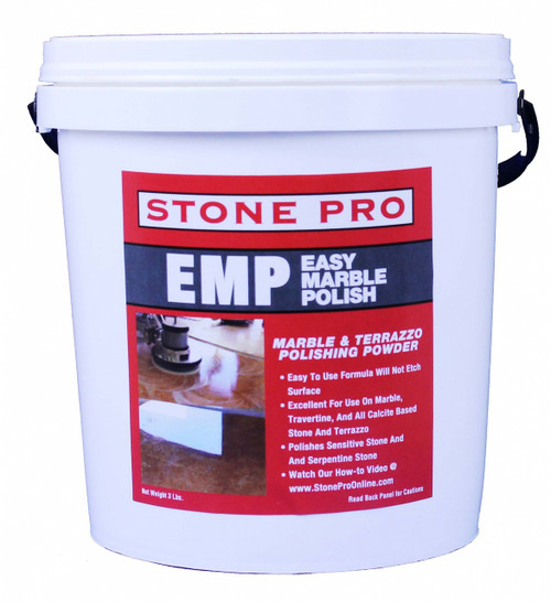 Stone Pro Easy Marble Polish - Rocket Supply - Concrete and Stone Tool Supply Store