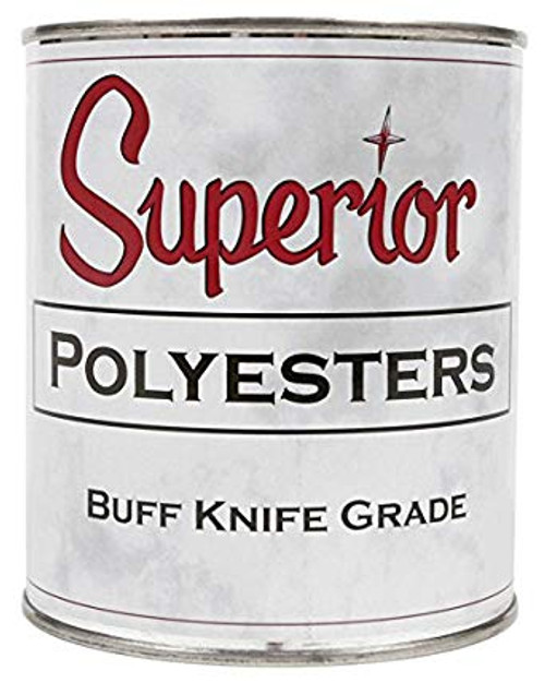 Superior Polyester Buff Knife Grade - Rocket Supply - Concrete and Stone Tool Supply Store