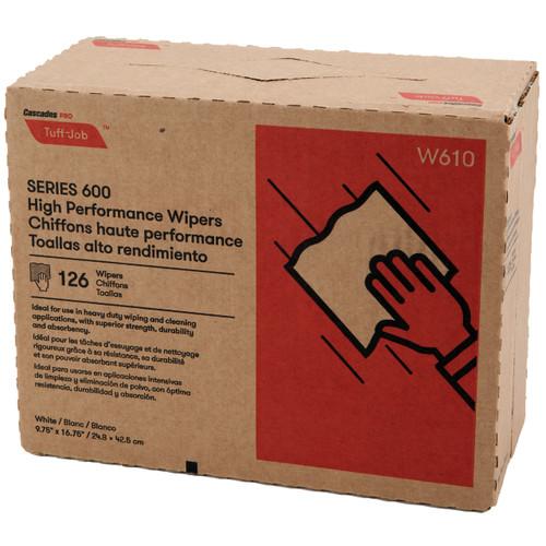 Pop Up Box Wiper Rags