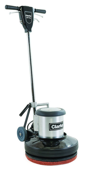 "Clarke 17"" Floor Machine - Rocket Supply - Concrete and Stone Tool Supply Store"