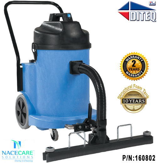 Nacecare WV900 Slurry Vacuum Rental - Rocket Supply - Concrete and Stone Tool Supply Store