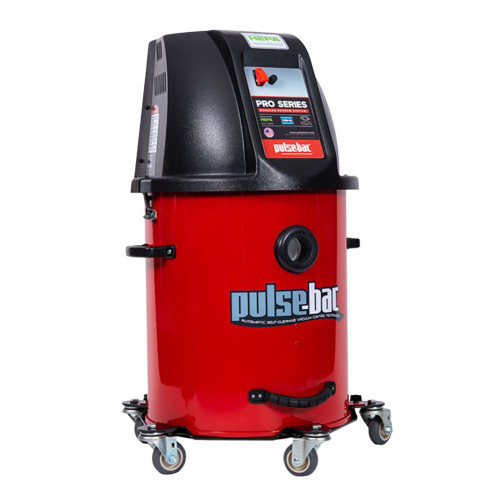 Pulse Bac 225 PRO Series Vacuum - Rocket Supply - Concrete and Stone Tool Supply Store