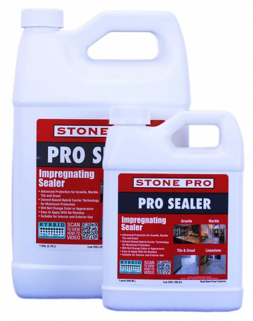 Stone Pro Pro Sealer Stone Impregnating Sealer - Rocket Supply - Concrete and Stone Tool Supply Store