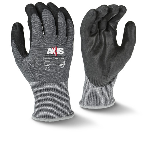 Radians Cut Protection Coated Glove