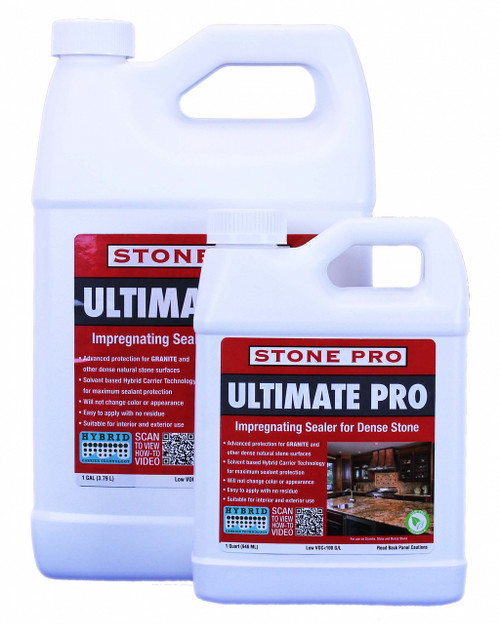 Stone Pro Ultimate Pro Sealer - Rocket Supply - Concrete and Stone Tool Supply Store