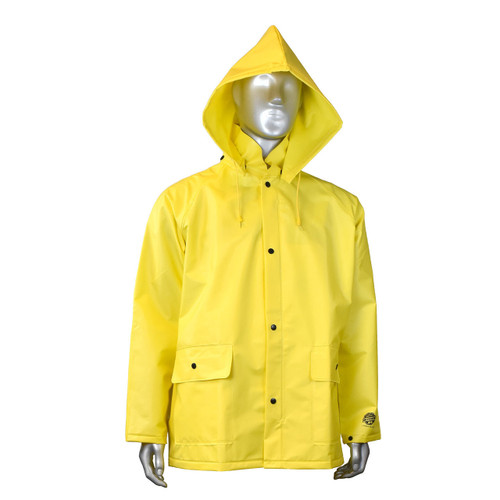 Radians DRIRAD 28 Rain Jacket - Rocket Supply - Concrete and Stone Tool Supply Store