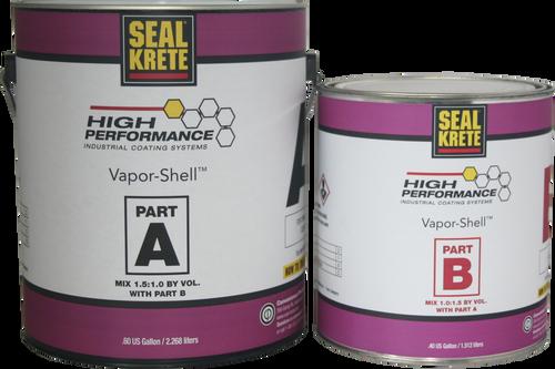 Seal-Krete Vapor-Shell Moisture Vapor Barrier - 5 Gallon Kit