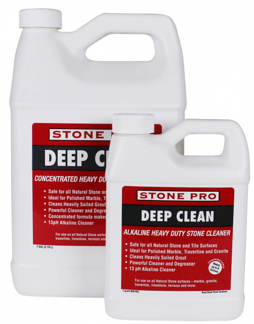 Stone Pro Deep Clean Stone and Grout Remover