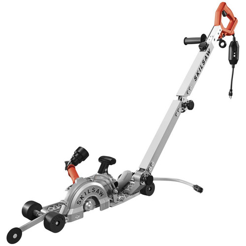 Medusaw Worm Drive Saw - Rocket Supply - Concrete and Stone Tool Supply Store