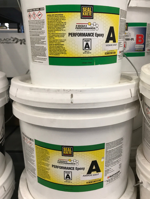Seal-Krete Performance Epoxy 3 Gallon Kit - Rocket Supply - Concrete and Stone Tool Supply Store