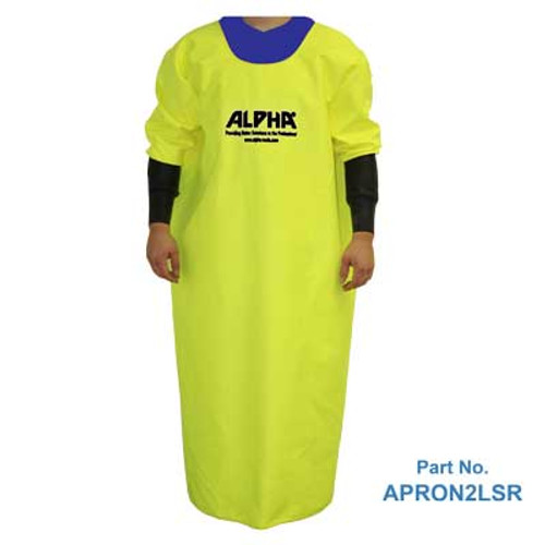 Alpha Apron Long Sleeved - Rocket Supply - Concrete and Stone Tool Supply Store