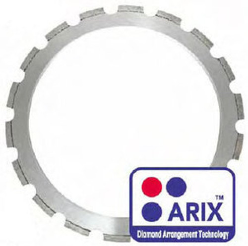"Diteq C-51 AX Arix 14"" Diamond Ring Saw Blade"