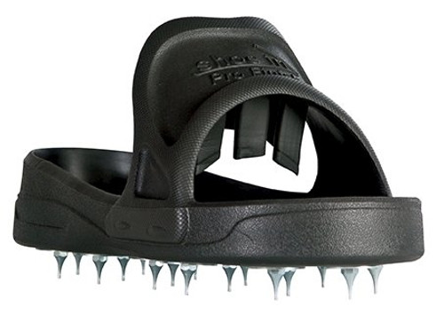 Shoe-In Spiked Shoes for Resinous Coatings