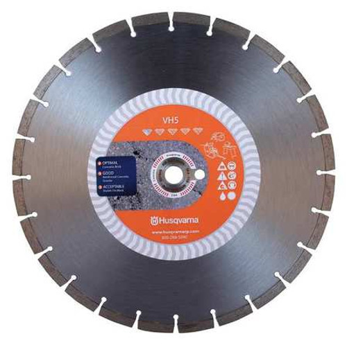 "Husqvarna VH-5 Tacti-Cut 14"" Diamond Blade"