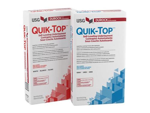 DUROCK™ Brand QUIK-TOP™ Self-Leveling Underlayment