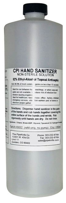 Hand Sanitizer with Spray Nozzle