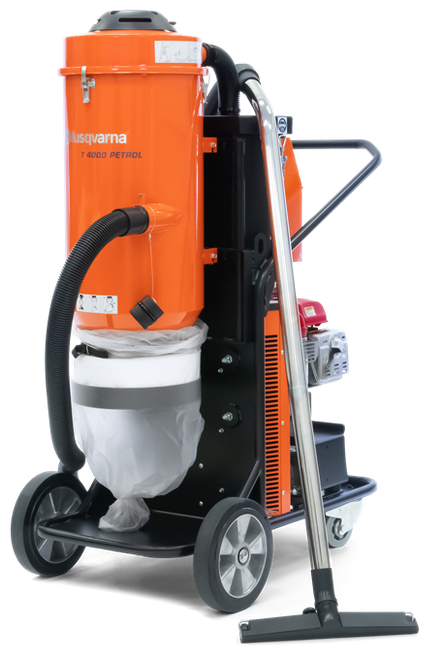 Husqvarna T 4000 Petrol Dust Collector