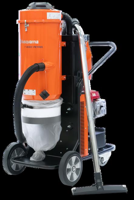 Husqvarna T 4000 Petrol Dust Collector