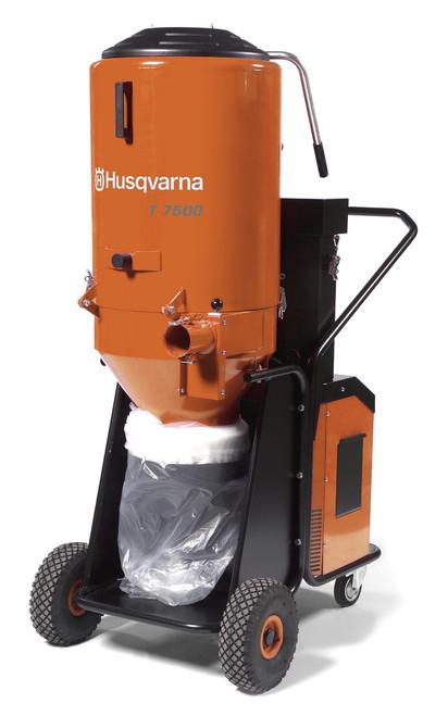 Husqvarna T 7500 230v 3PH