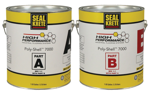 Seal-Krete Poly-Shell 7000