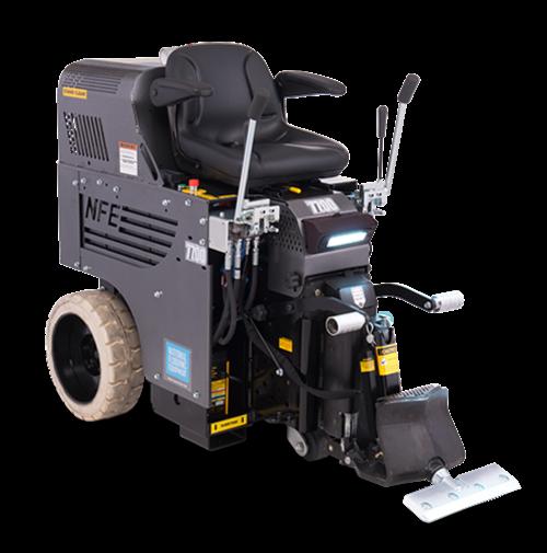 National Flooring Equipment 5700 Ride-On Scraper